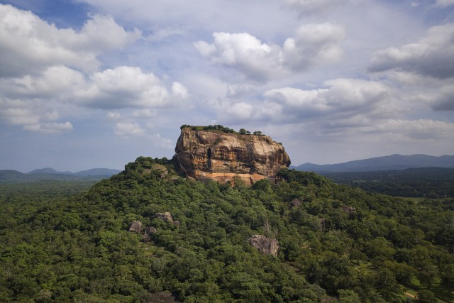 Sigiriya (Lion Rock)