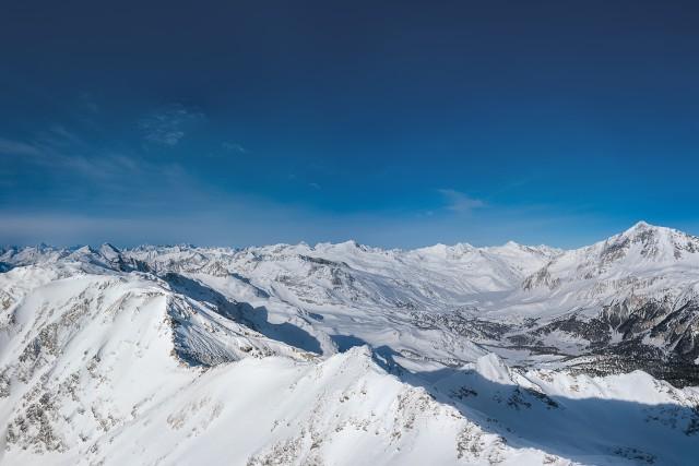 Lukmanier Pass Pano