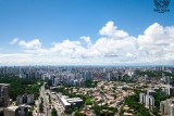 Vista do Itaigara – Salvador – Bahia – Brasil View of Salvador – Bahia