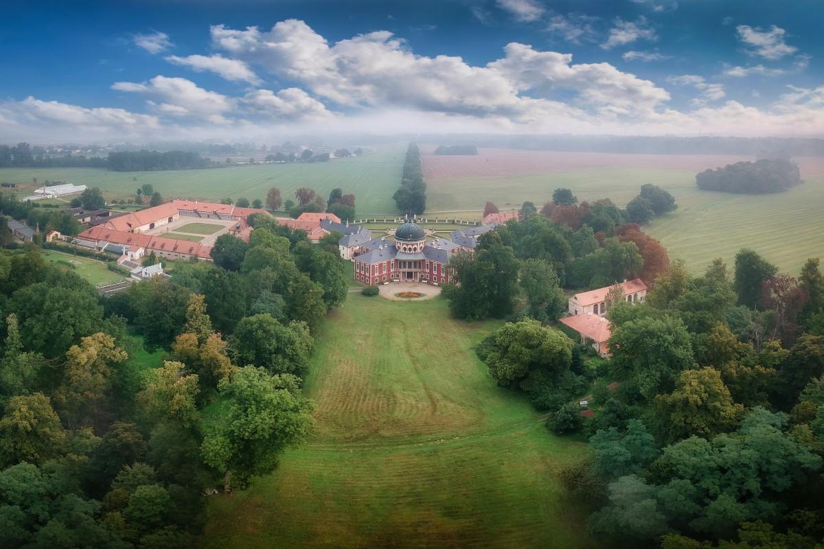 Castle Veltrusy