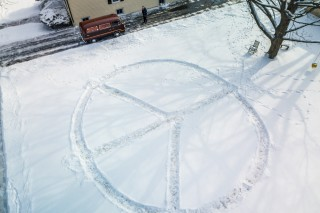 Peace ON EARTH! (a different view)