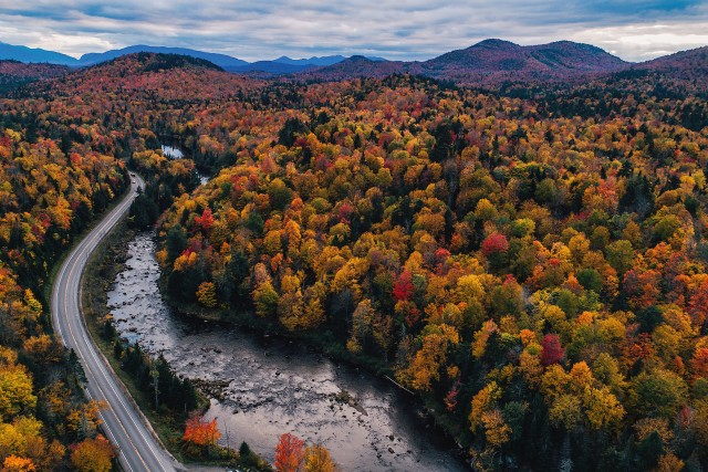 Colors of the Adirondacks