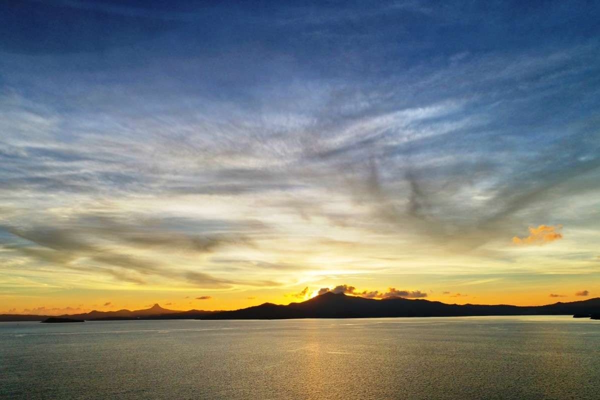 Sunset Passe en S – Mayotte