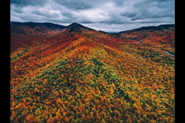 Adirondack Autumn Foliage