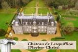 Chateau de Lesquiffiou / Lesquiffiou castle, Brittany, France
