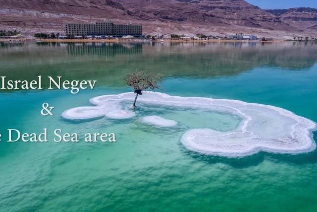 Dead sea area