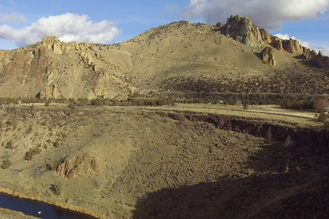 First Drone Video Attempt (Smith Rock)
