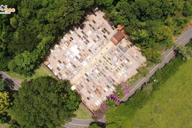 Flyerbee – Helvetia cemitery