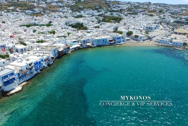 Mykonos 2018 – PRIVÉ – Exclusive Concierge