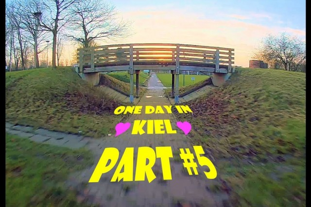 One Day in ♥ Kiel ♥ – Grand sunset finale