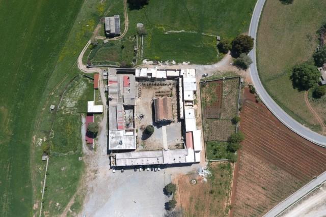 Arkadi Monastery Rethimno Crete,Greece.