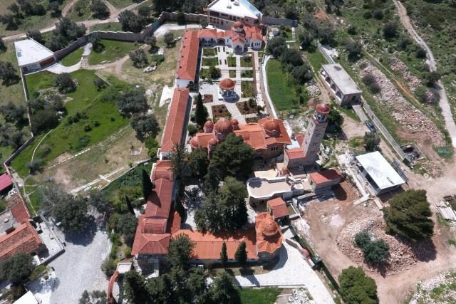 Agios Efraim Nea Makri Attiki,Greece.