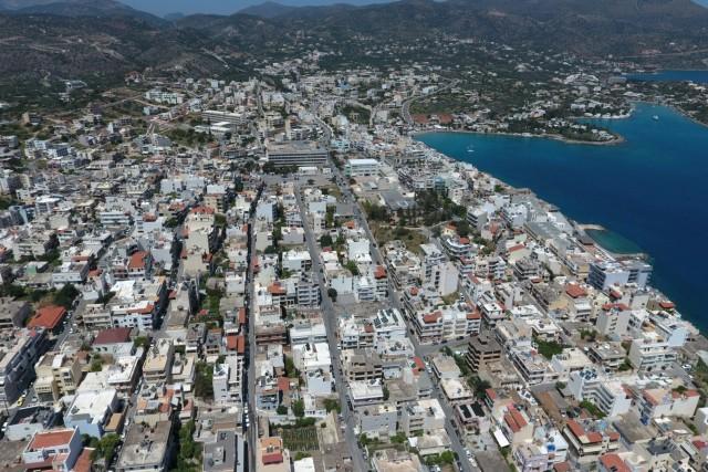 Agios Nikolaos Crete,Greece.