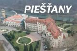 Piestany, Slovakia 2017 by drone DJI Spark