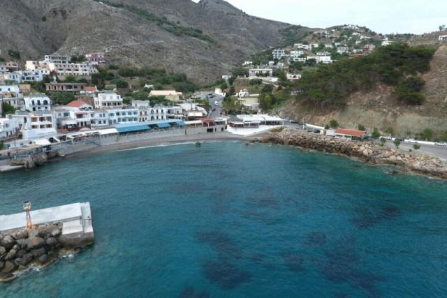 Chora Sfakion Chania Crete,Greece