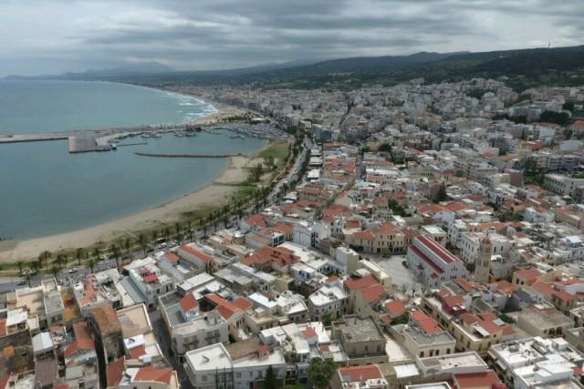 Rethimno city Crete,Greece