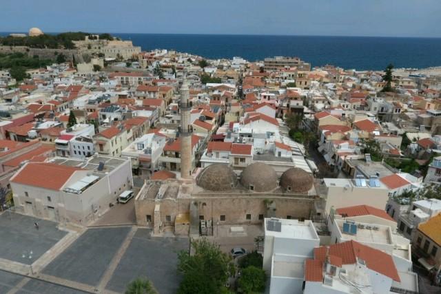 Rethimno city Crete, Greece