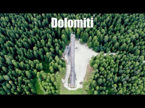 UNESCO World Heritage: The Dolomites in 5K – Aerial Cinematic Video