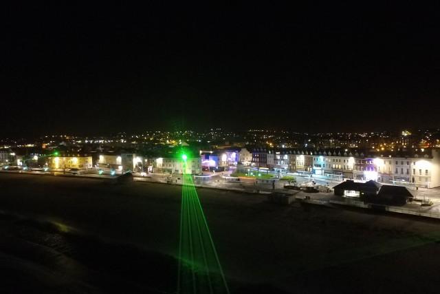 Weymouth laser