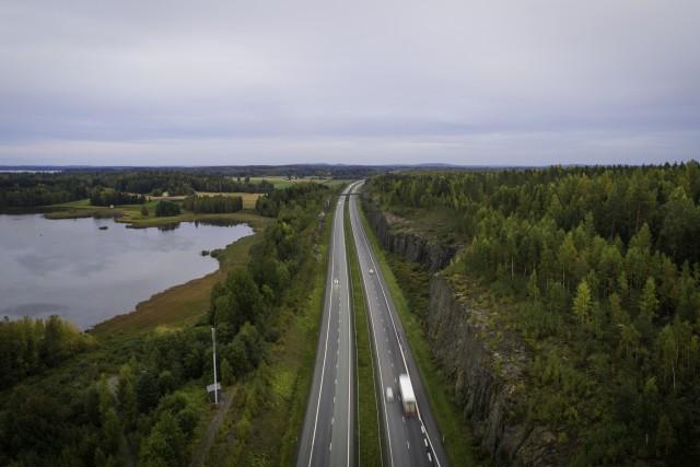 E12 Highway