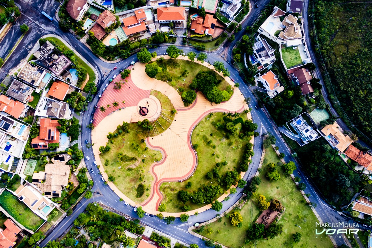 The Pope's Square, Belo Horizonte, MG – Brazil