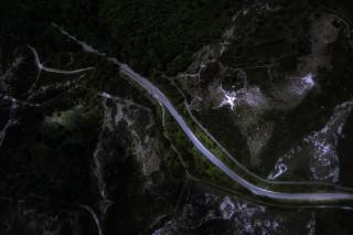 Road in Terschelling