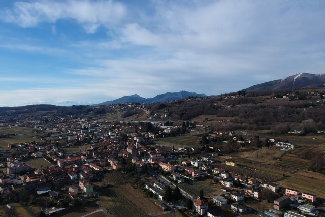 View at Ligornetto, Mendrisio