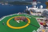 FPSO Egina sail away