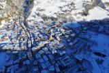 Bad Hofgastein in snow