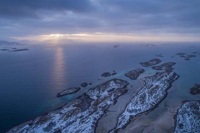 Coastal morphology