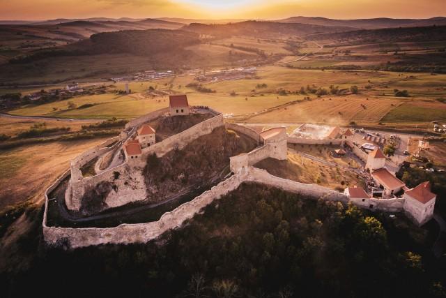 Rupea Fortress in Medieval Transylvania