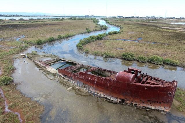 Excelsior wreck