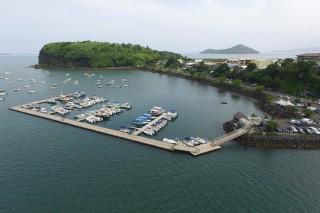 Port de plaisance de Mamoudzou, Mayotte