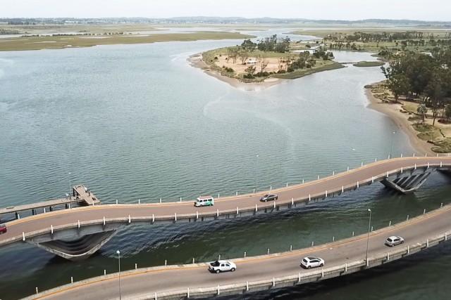 Ponte de la Barra, Leonel Vieira, Uruguay