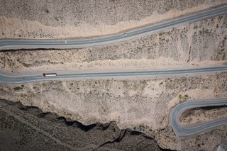 Roads from Argentina