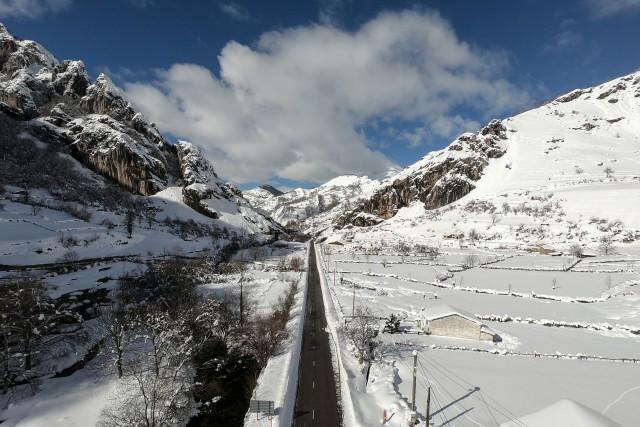 Felechosa road
