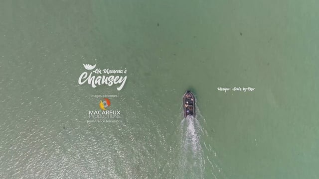 Chausey, d'île en îlots