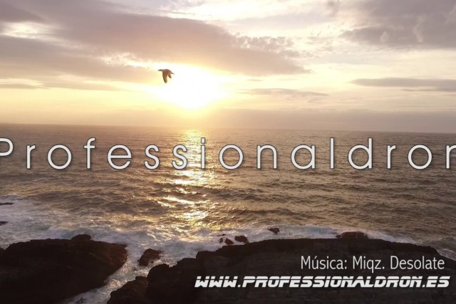 Dron footages over Spain and Portugal