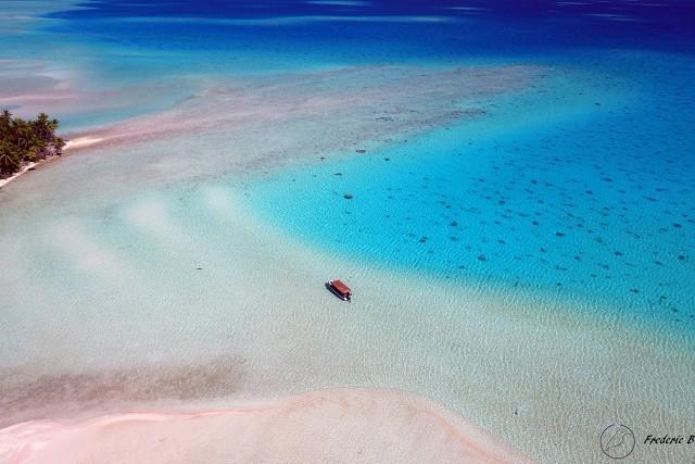 Les sables roses, Fakarava, Tuamotu