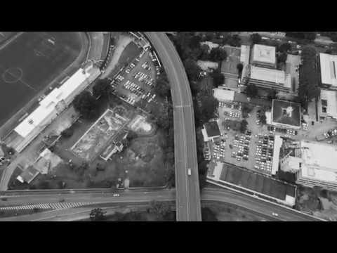 Flying over Curitiba