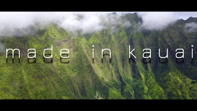 Made in Kauai
