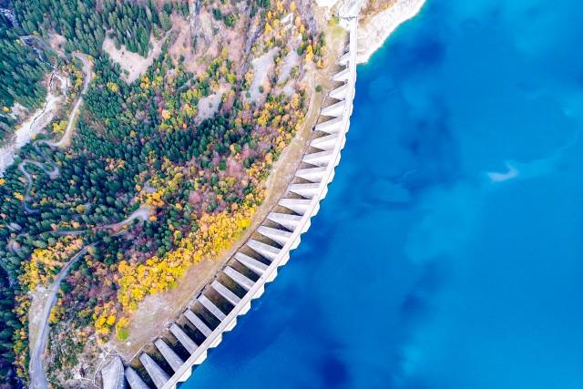 Roseland Dam