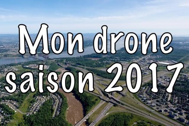 Phantom 4 – Lévis Québec 2017