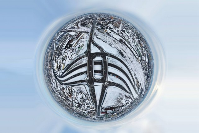 Kielce little planet