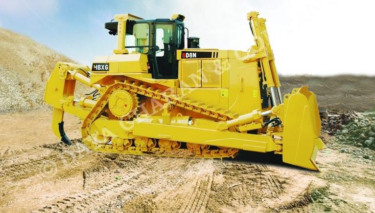 hbxg sd8n bulldozer