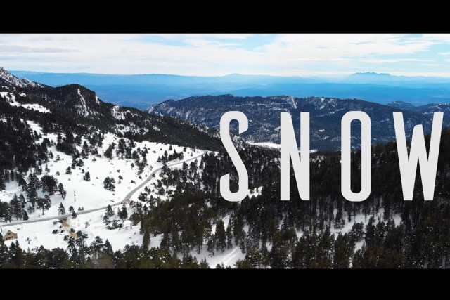SNOW – MAVIC AIR