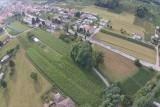 Veduta sul comune di Ligornetto (Mendrisio)