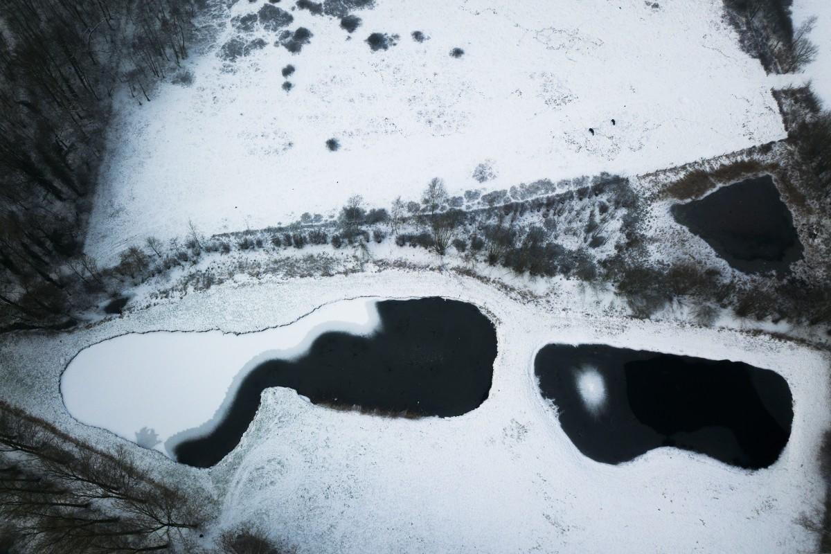 Frozen Lakes