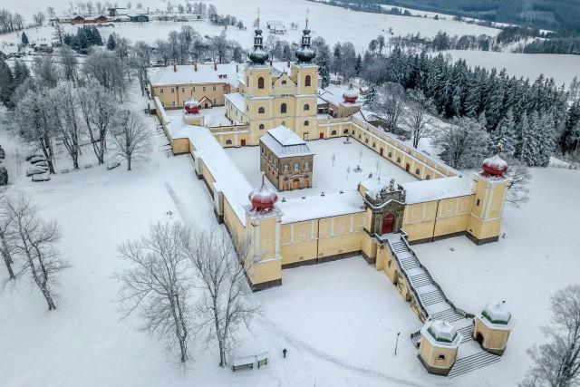 Králíky – klášter na Hoře Matky Boží
