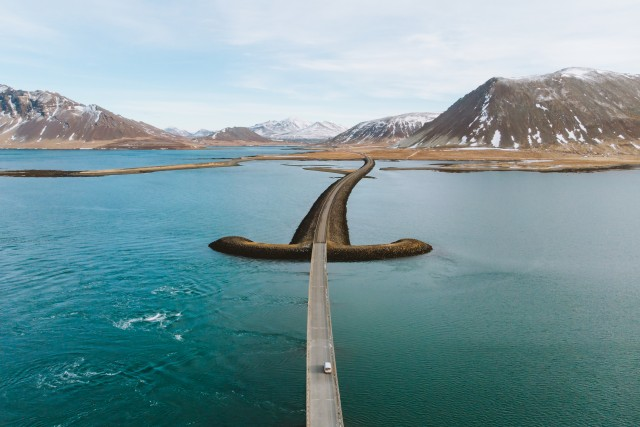 Roads of Iceland